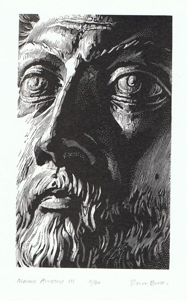Simon Brett Wood Engraving
