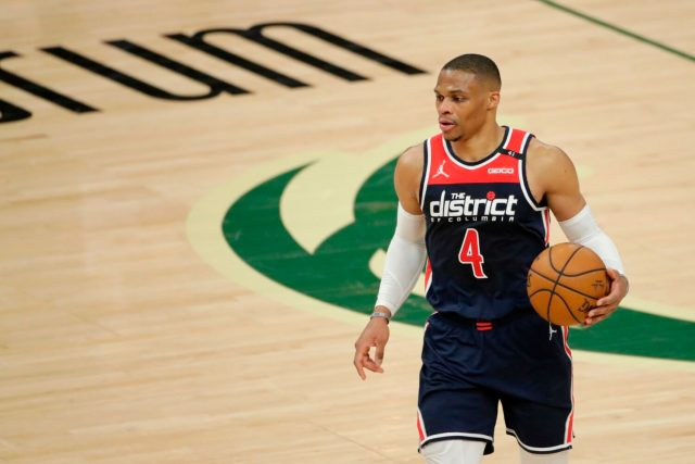 Wizards Star Russell Westbrook Really, Really Likes PB&Js   DCist
