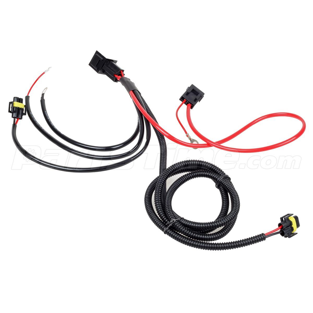 hight resolution of h11 880 881 headlight fog light drl relay wiring harness