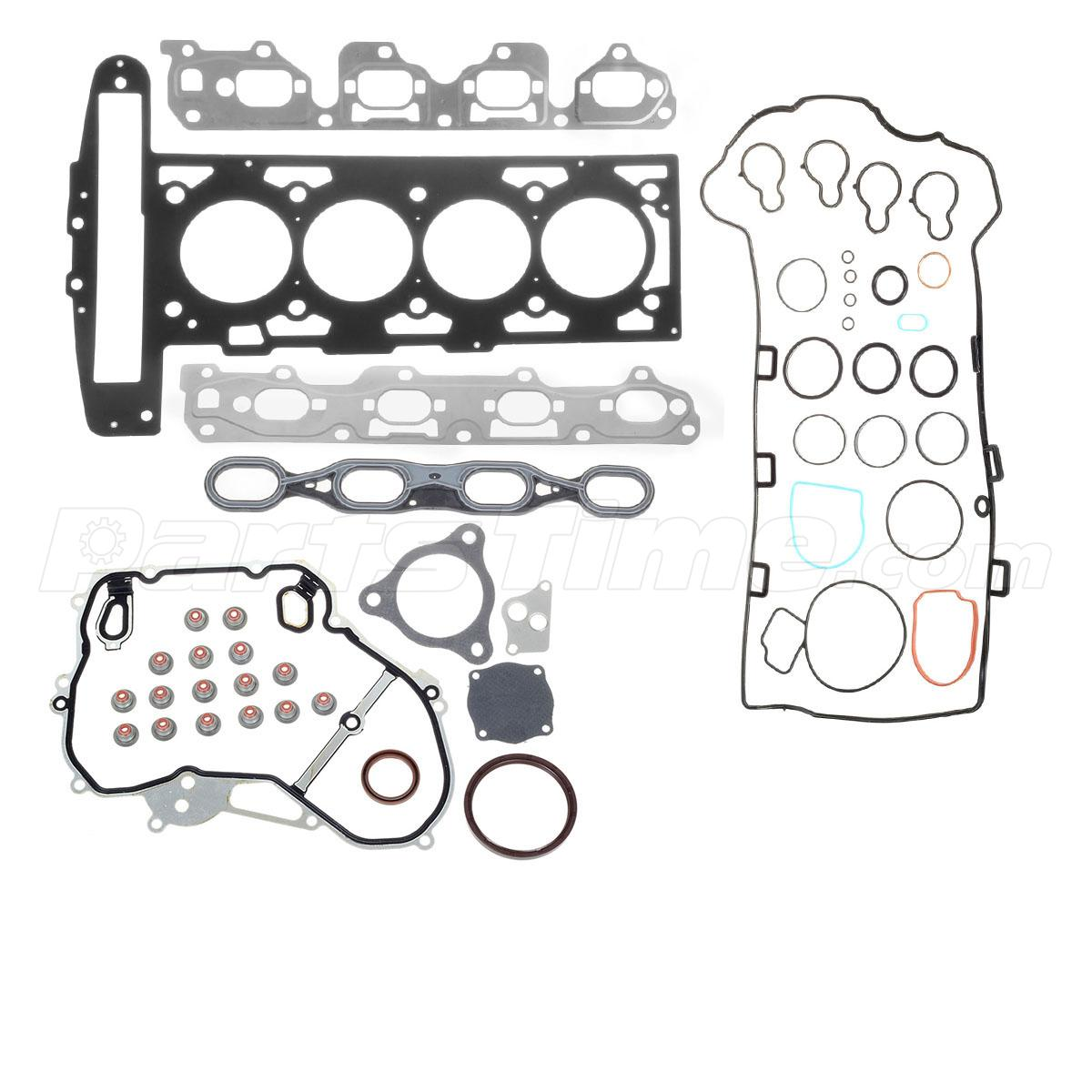 Service manual [2004 Saturn Vue Head Gasket Replacement