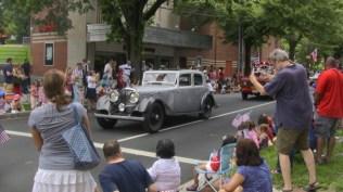 4th of july parade Palisades