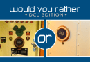 Would You Rather – DCL Edition: Decorate Your Door or Keep Your Style Inside?
