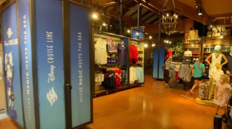 Disney Cruise Line Merchandise at Disney Springs