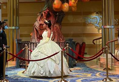 How Do Character Meet and Greets Currently Work on Disney Cruise Line?