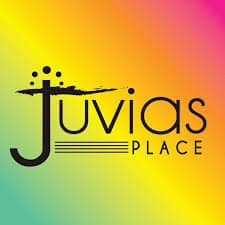 Women of Color owned cosmetics company, Juvia's Place logo icon