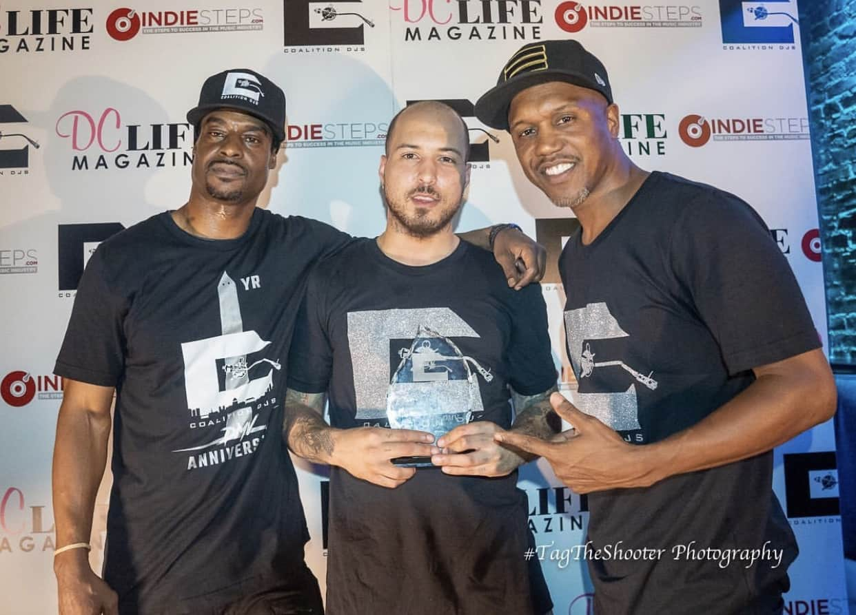 DJ Of the year award