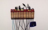 DIY: wooden cable organizer | dclwoodworking