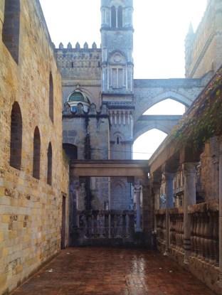 Loggia dell'Incoronazione, Palermo.