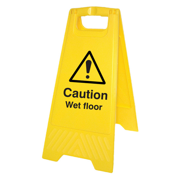 Caution Wet Floor  Safety Signs 4 Less