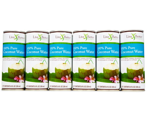 Live Better Coconut Water