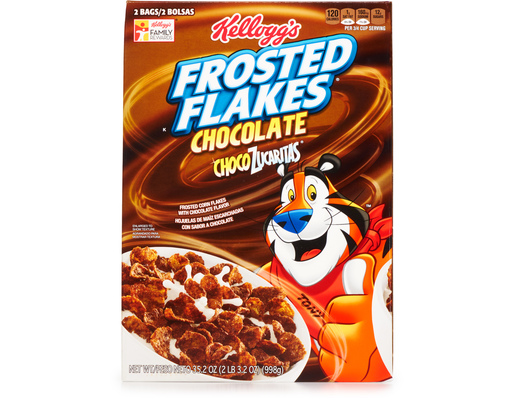 Kellogg39s Chocolate Frosted Flakes 352 oz Boxed