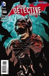 Detective Comics 26 cover by Jason Fabok