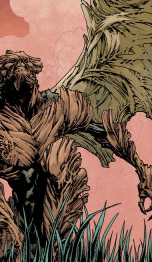Swamp Thing #26