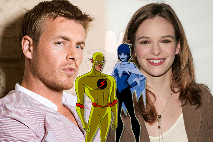 TV Guide - The CWs Flash Pilot Casts Possible Professor