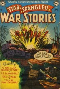 Star Spangled War Stories #131