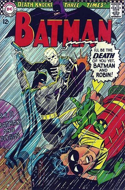Batman #180
