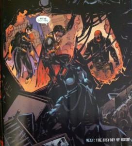 Batfamily to rescue