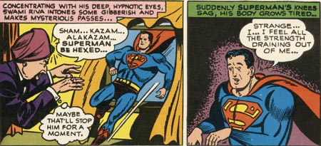 Green Kryptonite, Swami Riva
