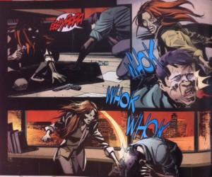 Batman Eternal 40 Vicki Vale