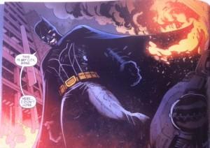 Batman Eternal 50 Batman Bane