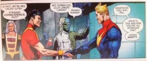 The Multiversity Ultra Comics Gary Concord 2