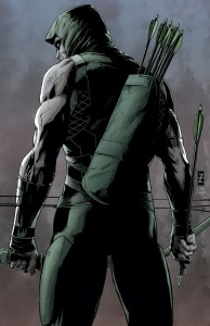 Green Arrow 41 Cover Art