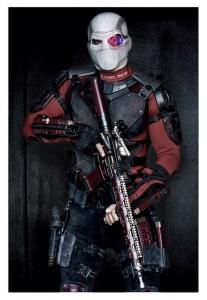 Will Smith as Floyd Lawton aka Deadshot