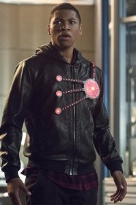 "The Flash -- ""The Fury of Firestorm"" -- FLA204A_0342b -- Pictured: Franz Drameh as Jax Jackson -- Photo: Cate Cameron /The CW -- © 2015 The CW Network, LLC. All rights reserved."