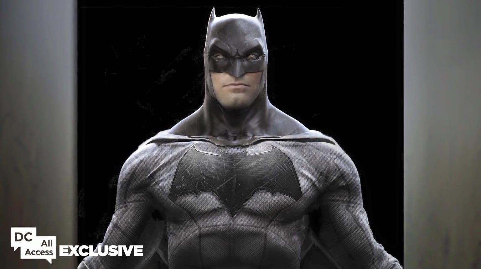 Batman's new Cowl