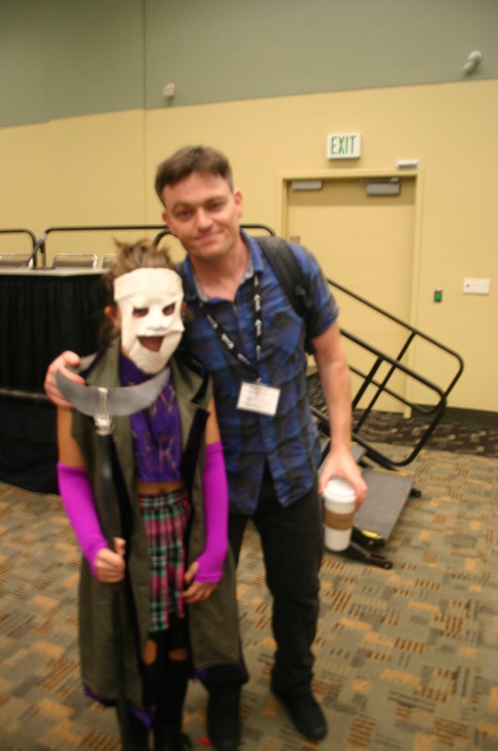 Joker's Daughter with Scott Snyder