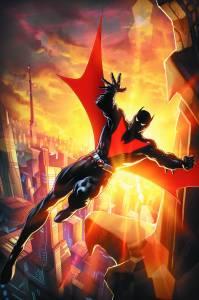 BATMAN BEYOND #7 $2.99