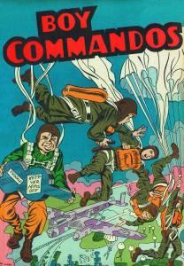 BOY COMMANDOS BY SIMON AND KIRBY HC VOL 02 $49.99