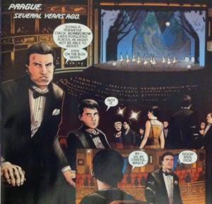 Batman and Robin Eternal 8 Opera Past