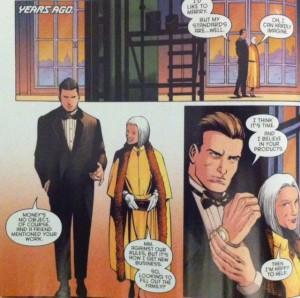 Batman and Robin Eternal 8 Matchmaking Mother