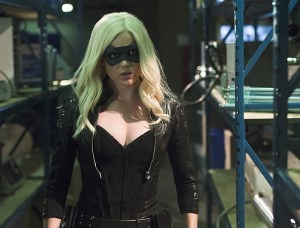 "Arrow -- ""Lost Souls"" -- Image AR406B_0016b.jpg -- Pictured: Caity Lotz as Sara Lance -- Photo: Cate Cameron/ The CW -- © 2015 The CW Network, LLC. All Rights Reserved."