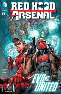 RED HOOD ARSENAL #6 $2.99