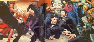 Batman and Robin Eternal 4 Kitchen Save