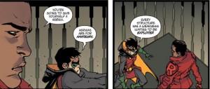 We Are Robin 7 Duke and Damian