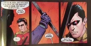 Batman and Robin Eternal 16 Jason Not Alone
