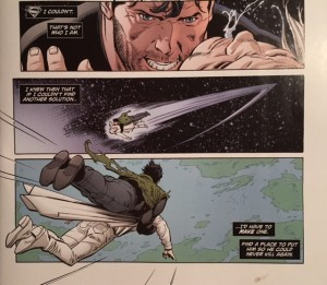 Superman Lois and Clark 3 Not a Killer