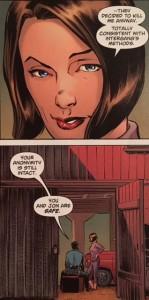Superman Lois and Clark 3 Jon and Lois are Safe
