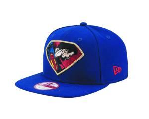 BATMAN V SUPERMAN RETROFLECT 950 SUPERMAN SNAP BACK CAP