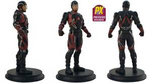 ATOM PX STATUE PAPERWEIGHT