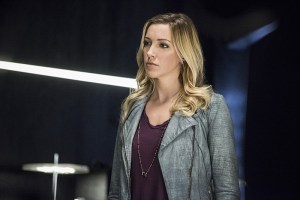 "Arrow -- ""Sins of the Father"" -- Image AR413A_0136b.jpg -- Pictured: Katie Cassidy as Laurel Lance -- Photo: Dean Buscher/ The CW -- © 2016 The CW Network, LLC. All Rights Reserved."