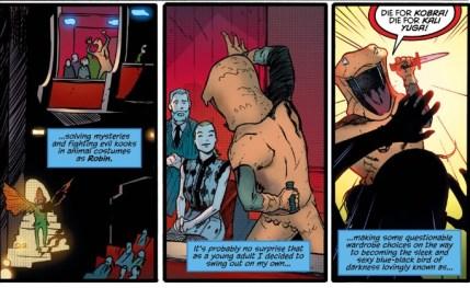 Nightwing 1 Kobra Attack