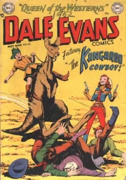 dale evans comics 23