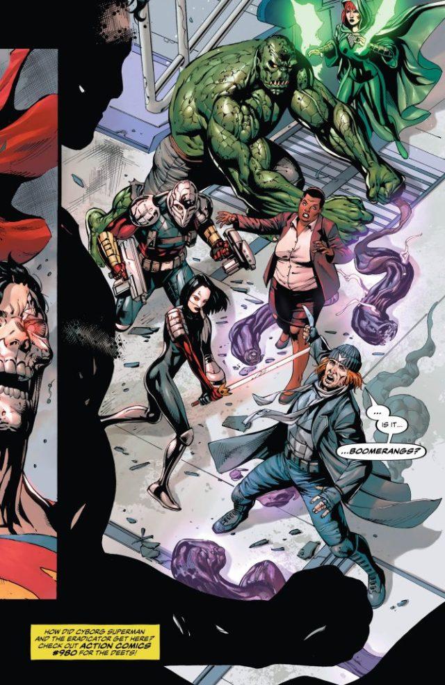 Review: Suicide Squad #19