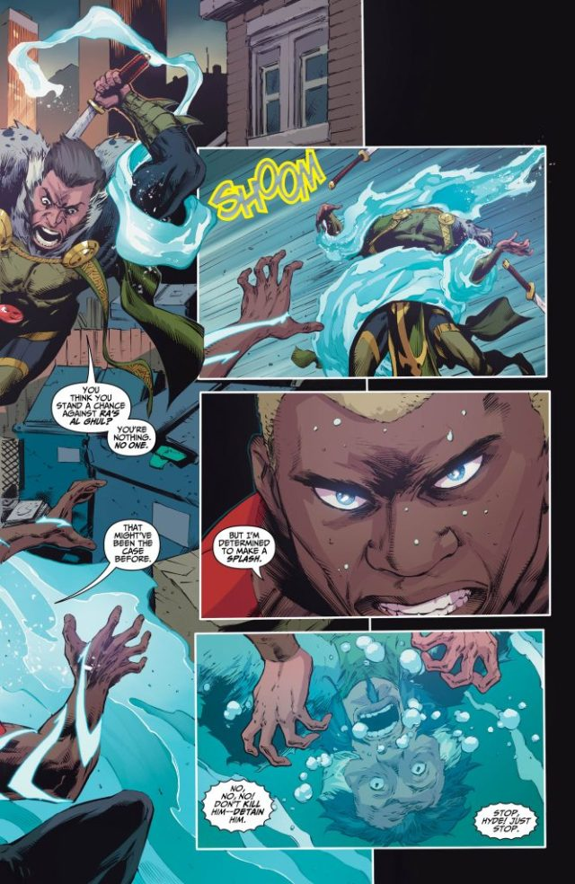 Review: Teen Titans #9
