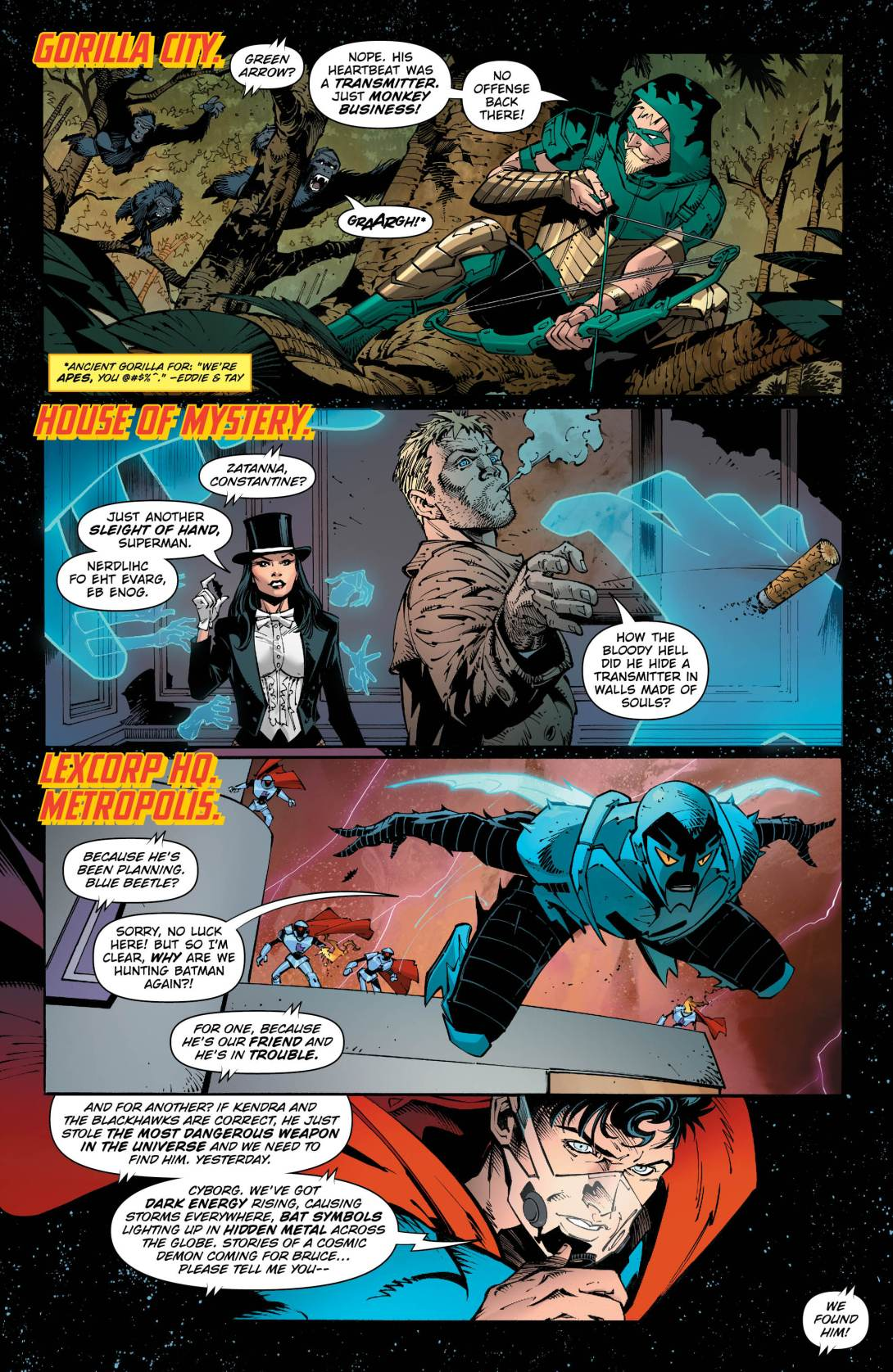 Metal 2 - Page 2 - DC Comics News