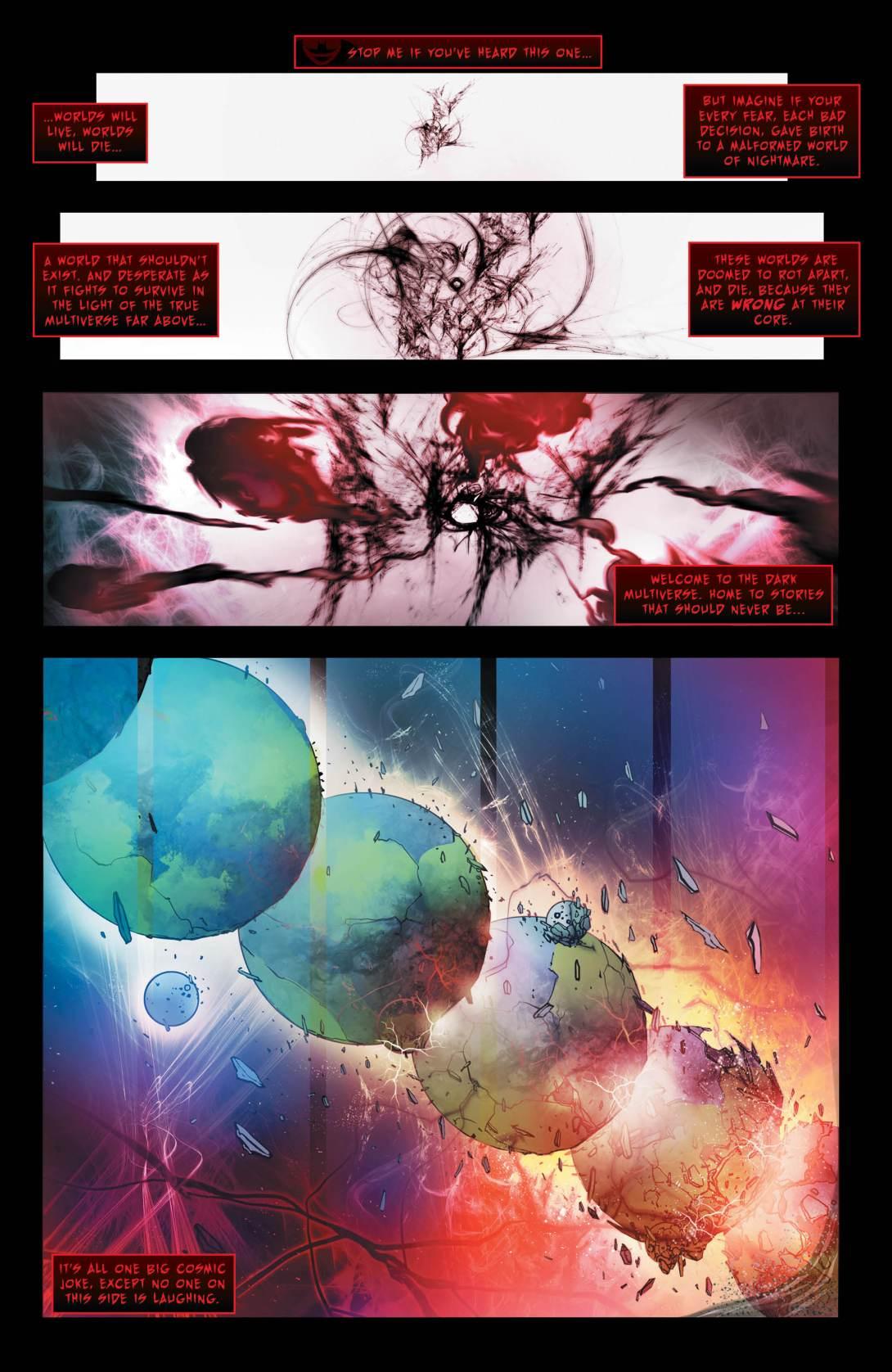 Red Death 1 - DC Comics News